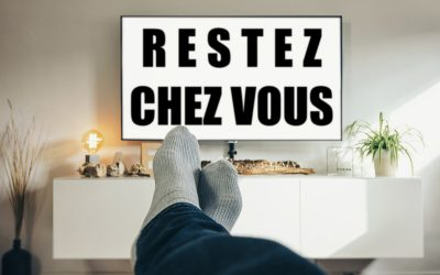 # Restez chez vous