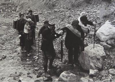 réfugiés espagnols 1939