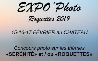 Expo photo Roquettes